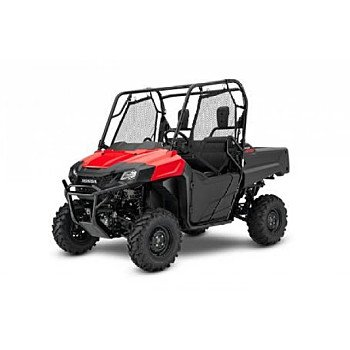 2018 Honda Pioneer 700 for sale 200587840