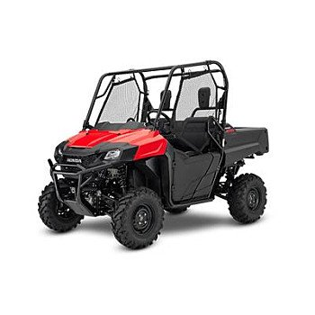 2018 Honda Pioneer 700 for sale 200697905