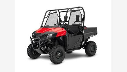 2018 Honda Pioneer 700 for sale 200650005