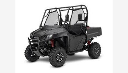 2018 Honda Pioneer 700 for sale 200650035