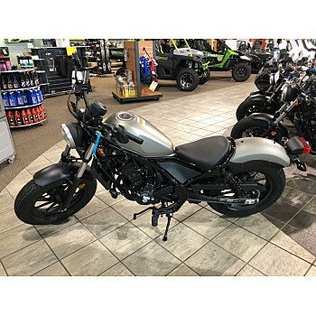2018 Honda Rebel 300 for sale 200627389