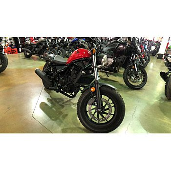 2018 Honda Rebel 300 for sale 200680935