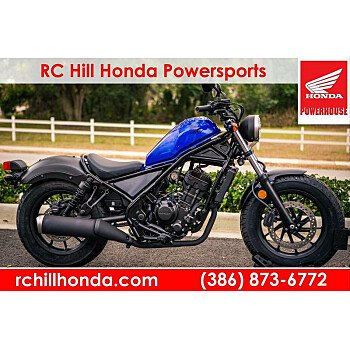 2018 Honda Rebel 300 for sale 200712677