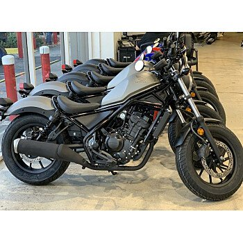 2018 Honda Rebel 300 for sale 200614304