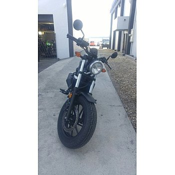2018 Honda Rebel 500 for sale 200614302