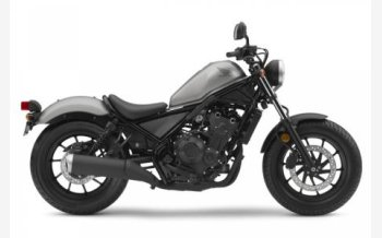 2018 Honda Rebel 500 for sale 200640143