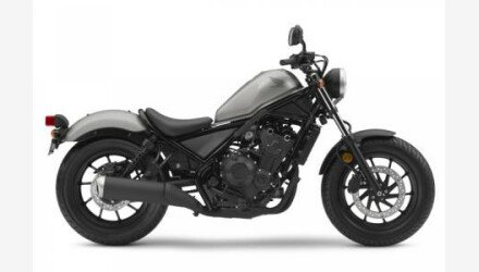 2018 Honda Rebel 500 for sale 200608497