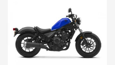 2018 Honda Rebel 500 for sale 200608642