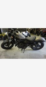 2018 Honda Rebel 500 for sale 200663791
