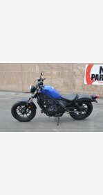 2018 Honda Rebel 500 for sale 200739875