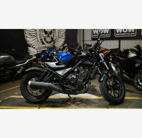2018 Honda Rebel 500 for sale 200929552