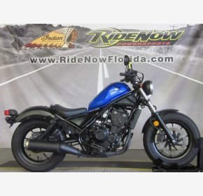 2018 Honda Rebel 500 for sale 200939920