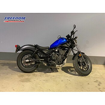 2018 Honda Rebel 500 for sale 201004066