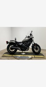 2018 Honda Rebel 500 for sale 201024176
