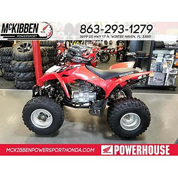 2018 Honda TRX250X for sale 200588679