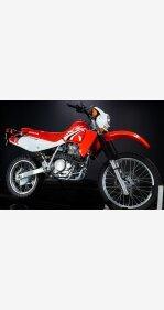 2018 Honda XR650L for sale 200902529