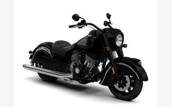 2018 Indian Chief Dark Horse for sale 200601015