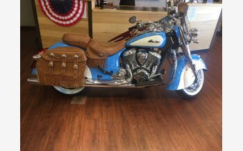 2018 Indian Chief Vintage for sale 200622606