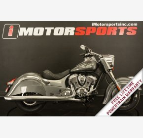 2018 Indian Chief for sale 200560133