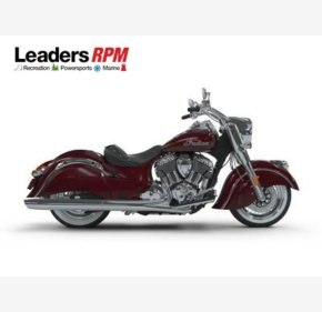 2018 Indian Chief for sale 200684390