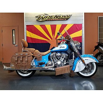 2018 Indian Chief Vintage for sale 200816475