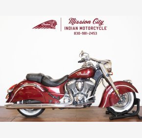 2018 Indian Chief Classic for sale 200925997
