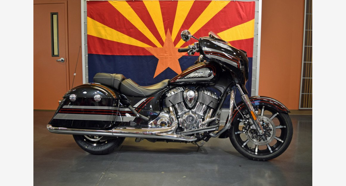 2018 Indian Chieftain Limited for sale 200534805