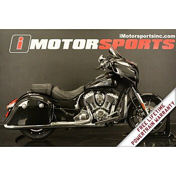 2018 Indian Chieftain for sale 200560114
