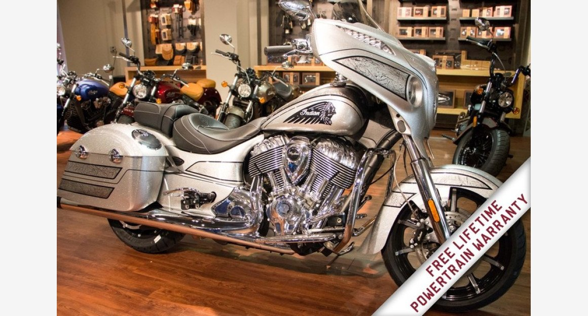 2018 Indian Chieftain Elite Limited Edition w/ ABS for sale 200582830