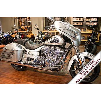 2018 Indian Chieftain Elite Limited Edition w/ ABS for sale 200582885