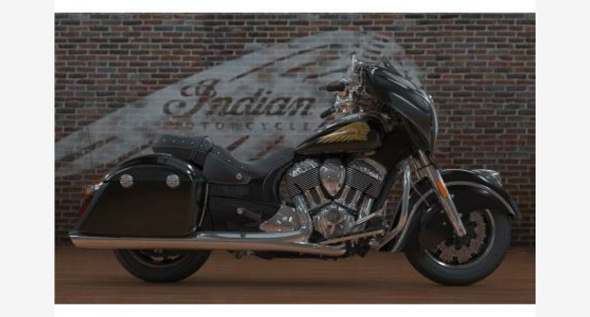 2018 Indian Chieftain Classic for sale 200600177