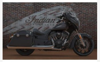 2018 Indian Chieftain Standard w/ ABS for sale 200600275