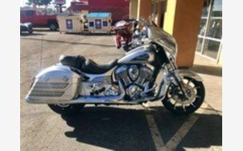 2018 Indian Chieftain Elite Limited Edition w/ ABS for sale 200614837