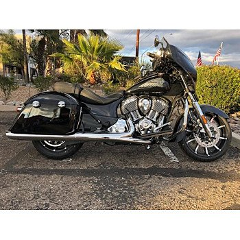 2018 Indian Chieftain Limited for sale 200623434