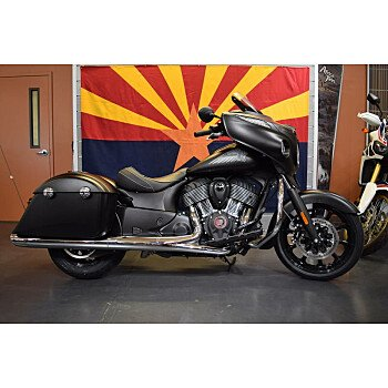 2018 Indian Chieftain for sale 200656861
