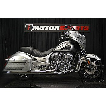 2018 Indian Chieftain Elite Limited Edition w/ ABS for sale 200674497