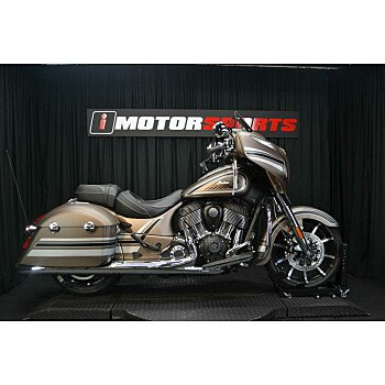 2018 Indian Chieftain Limited for sale 200674504