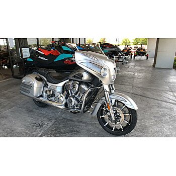 2018 Indian Chieftain Elite Limited Edition w/ ABS for sale 200680166