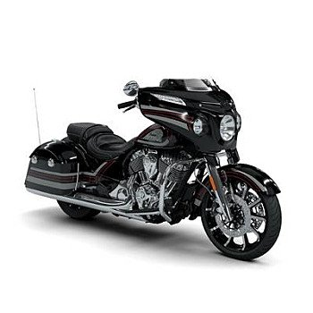 2018 Indian Chieftain Limited for sale 200508681
