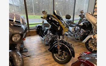 2018 Indian Chieftain Classic for sale 200600311