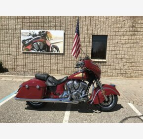 2018 Indian Chieftain for sale 200702241