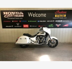 2018 Indian Chieftain for sale 200704711