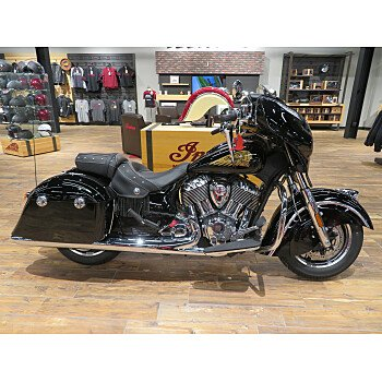 2018 Indian Chieftain Classic for sale 200706018