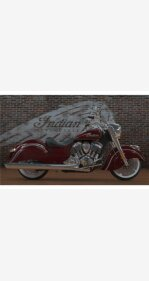 2018 Indian Chieftain Classic for sale 200736874