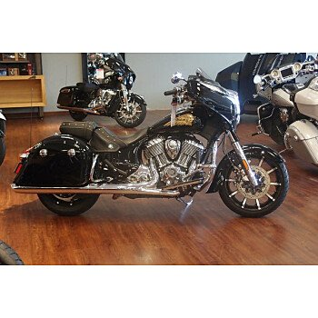 2018 Indian Chieftain Classic for sale 200829349