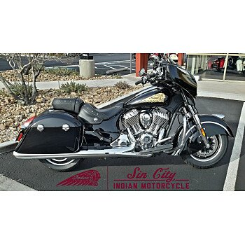 2018 Indian Chieftain Classic for sale 200844531