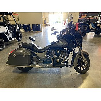 2018 Indian Chieftain Standard w/ ABS for sale 200916343