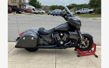 2018 Indian Chieftain Standard w/ ABS for sale 200949585
