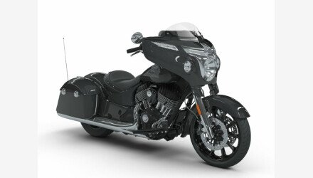 2018 Indian Chieftain Standard w/ ABS for sale 200956545