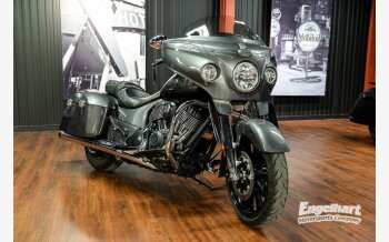 2018 Indian Chieftain Standard w/ ABS for sale 201094307